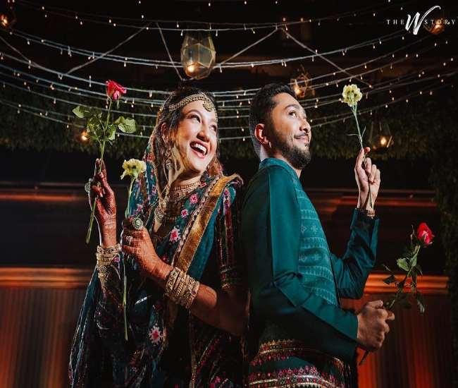 गौहर खान ने सेलिब्रेट की अपनी शादी की फर्स्ट मंथ एनिवर्सरी, पति जैद दरबार के लिए लिखी पोस्ट