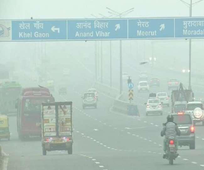 उत्तर भारत में कई स्थानों पर घना कोहरा, इन राज्यों में शीतलहर की चेतावनी