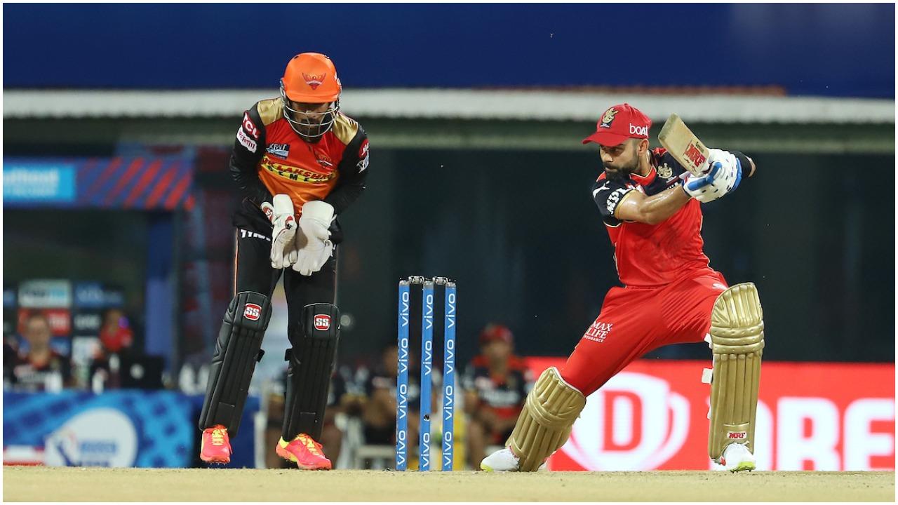 रॉयल चैलेंजर्स बेंगलोर के आठ विकेट पर 149 रन