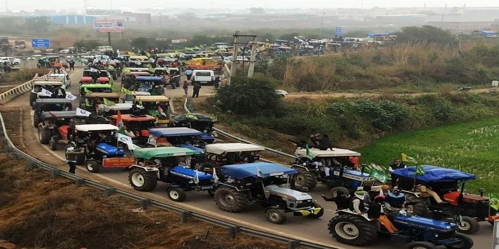 दिल्ली में गणतंत्र दिवस और किसानों की ट्रैक्टर परेड के मद्देनजर सुरक्षा के व्यापक इंतजाम