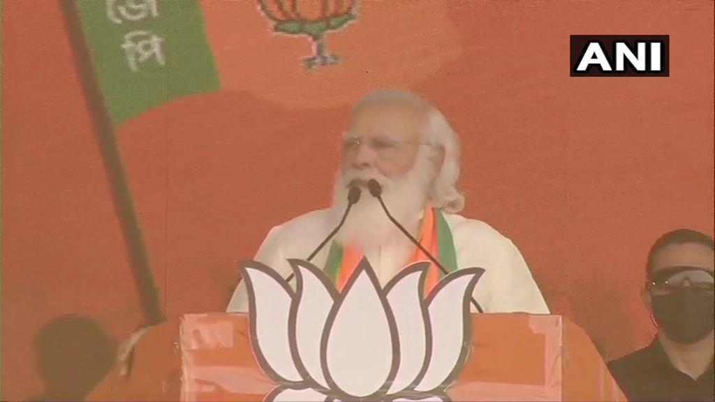 प्रधानमंत्री मोदी भारत और बांग्लादेश के बीच बने 'मैत्री सेतु' का मंगलवार को उद्घाटन करेंगे