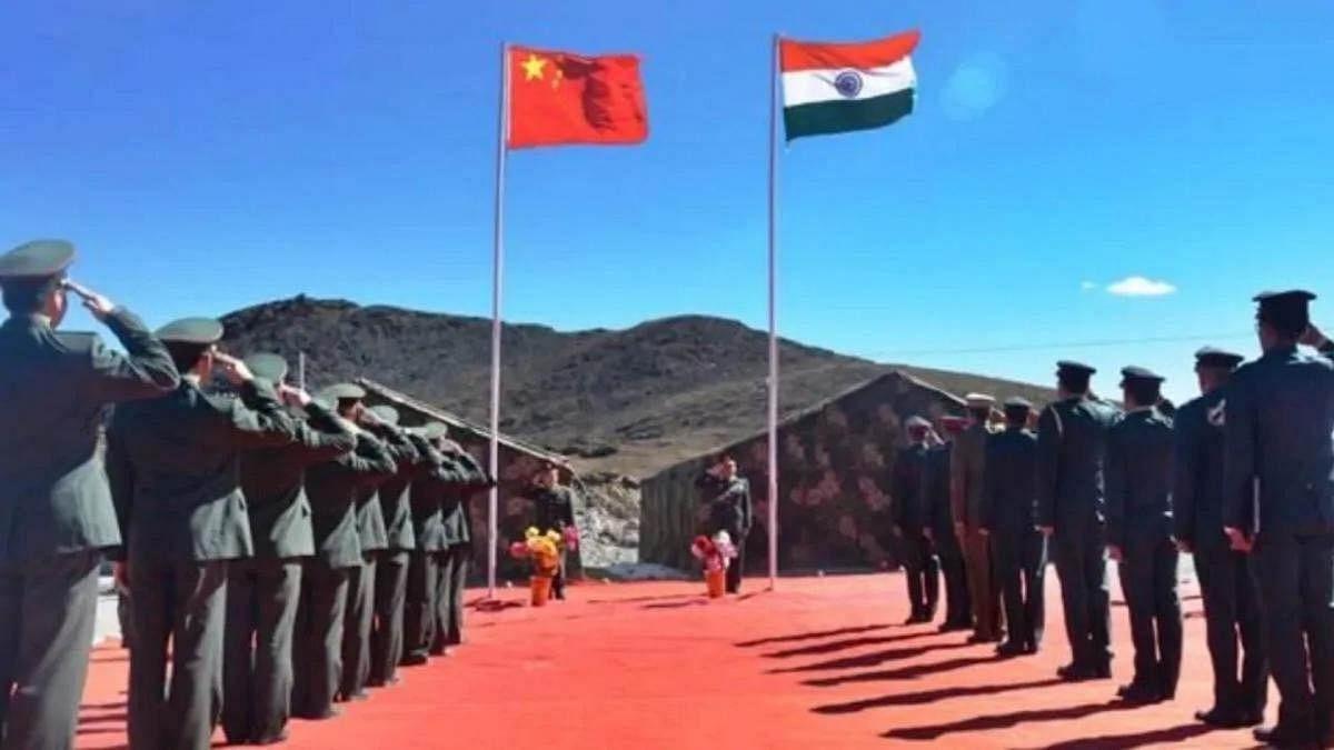 भारत,चीन के बीच 12वें दौर की सैन्य वार्ता, गोगरा और हॉट स्प्रिंग इलाकों से सैनिक हटाने पर जोर
