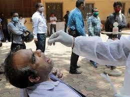 पश्चिम बंगाल में कोविड-19 के 5892 नए मामले, 24 लोगों की मौत