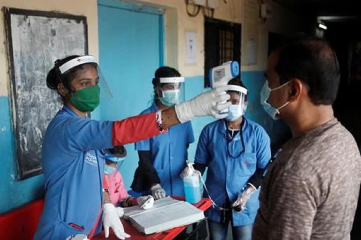छत्तीसगढ़ में 482 लोगों में कोरोना वायरस संक्रमण की पुष्टि