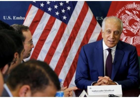 खलीलजाद से अफगानिस्तान शांति वार्ता जारी रखने को कहा गया : ब्लिंकन