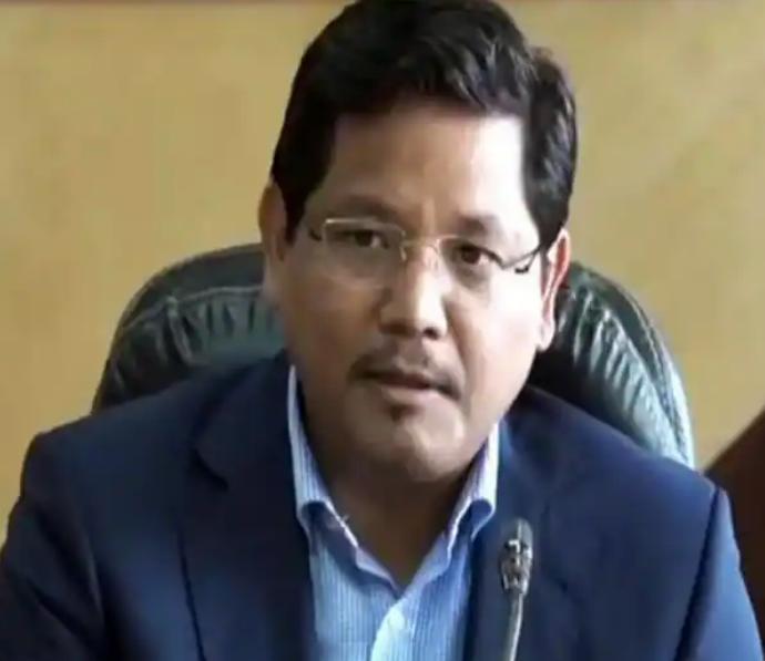मेघालय-असम सीमा पर स्थिति नियंत्रण में: संगमा