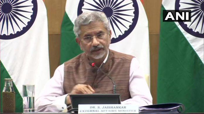 जयशंकर ने महामारी के बावजूद समय पर पासपोर्ट आपूर्ति करने के लिये अधिकारियों की सराहना की