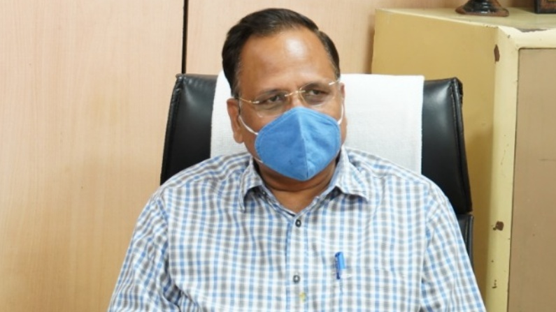 दिल्ली में कोविड-19 मामले बहुत तेजी से बढ़ रहे हैं, प्रसार धीमा होने का कोई संकेत नहीं: जैन
