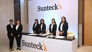 सनटेक रियल्टी को पहली तिमाही में तीन करोड़ रुपये का शुद्ध लाभ