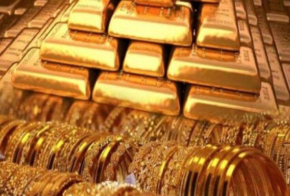 हाजिर मांग से सोना वायदा कीमतों में तेजी