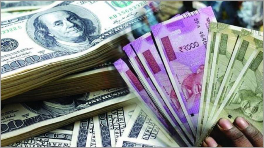 शुरुआती कारोबार में अमेरिकी डॉलर के मुकाबले रुपया छह पैसे बढ़कर 73.95 के स्तर पर