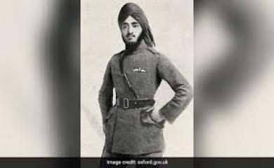 विश्वयुद्ध में लड़े भारतीयों के सम्मान में बन रहे स्मारक में लगेगी सिख पायलट की प्रतिमा