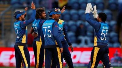 भारत के खिलाफ श्रृंखला जीतने के लिये श्रीलंकाई टीम को एक लाख डालर का इनाम