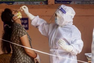 आंध्र प्रदेश में कोरोना वायरस संक्रमण के 11,766 नए मामले