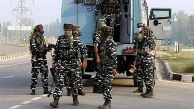 जम्मू-कश्मीर के पुंछ जिले में आतंकवादियों के साथ मुठभेड़ में दो सैन्यकर्मी शहीद