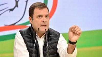 किसानों के खिलाफ हैं कृषि कानून, लड़ाई जारी रहेगी: राहुल