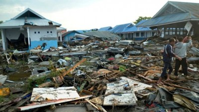 इंडोनेशिया में आए भूकंप में मरने वालों की संख्या 56 हुई