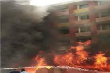 नाइजर में प्राथमिक स्कूल में आग लगने से 20 बच्चों की मौत
