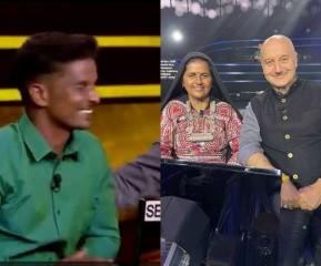 KBC 12: रवि कटपडि और पानीबेन रबारी ने अनुपम खेर के साथ मिलकर जीते 25 लाख