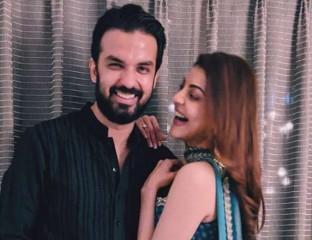 काजल ने मंगेतर गौतम किचलू के साथ पहली बार शेयर कीं तस्वीरें, चार दिन बाद है शादी