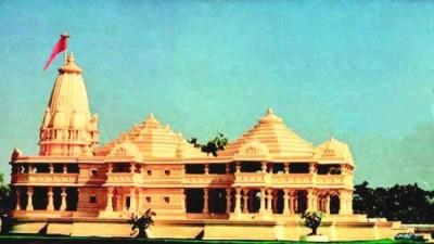 तेलंगाना के राज्यपाल ने राम मंदिर निर्माण के लिये एक लाख रुपये दिये