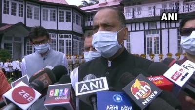 हिमाचल प्रदेश कल और आज बारिश के कारण कांगड़ा ज़िले में शाहपुर में नुकसान :जयराम ठाकुर