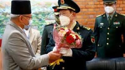 नेपाल के शीर्ष नेतृत्व से मिले चीन के रक्षा मंत्री, द्विपक्षीय हित के विभिन्न मुद्दों पर की चर्चा