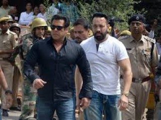 काला हिरण शिकार मामला: अदालत ने सलमान खान को छह फरवरी को पेश होने को कहा