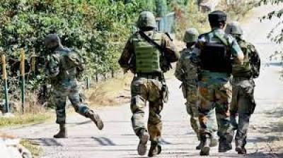 जम्मू कश्मीर में मुठभेड़ में लश्कर ए तैयबा के तीन खूंखार आतंकी ढेर