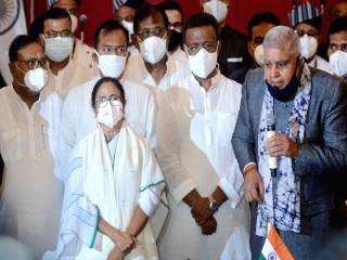 पश्चिम बंगाल में 140 से अधिक नव-निर्वाचित विधायकों ने शपथ ली