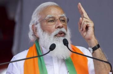 द्रमुक-काग्रेस गठबंधन में अंतर्विरोध इतना कि वे तमिलनाडु में सुशासन नहीं दे सकते: मोदी