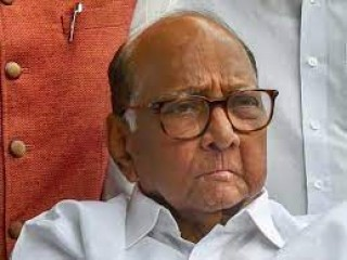 सियासी बिसात परराष्ट्रवादी कांग्रेस पार्टी के नेता शरद पवार ने बड़ी चाल चली