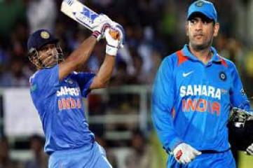 धोनी टी20 में 300 मैचों में कप्तानी करने वाले पहले खिलाड़ी बने