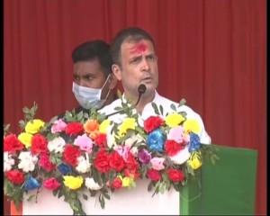 भाजपा की तरह नहीं है कांग्रेस, असम में सत्ता में आने पर अपने वादे पूरे करेगी : राहुल गांधी