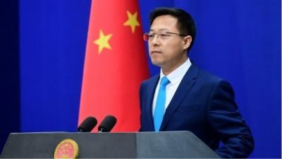 ताइवान को हथियारों की आपूर्ति करने वाली अमेरिकी कंपनियों पर प्रतिबंध लगाएगा चीन : प्रवक्ता