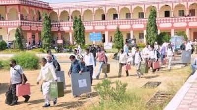 राजस्थान के 20 जिलों के 90 नगर निकायों में मतदान कल