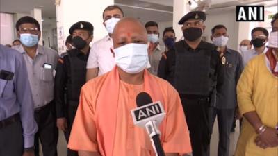 उत्तर प्रदेश के मुख्यमंत्री ने गुजरात से रेमडेसिविर मंगाने का निर्देश दिया