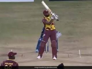 पोलार्ड के छह गेंद में छह छक्के, वेस्टइंडीज ने श्रीलंका को हराया