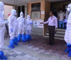 तेलंगाना में कोविड-19 के 1,486 नए मामले, सात लोगों की मौत