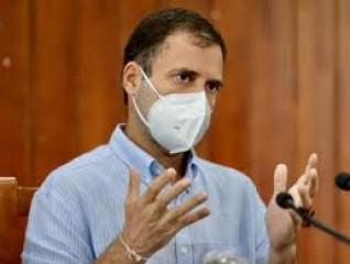 किसान समर्थकों के खिलाफ छापेमारी करवा रही है केंद्र सरकार: राहुल गांधी