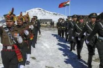 पूर्वी लद्दाख में सैनिकों के पीछे हटने की प्रक्रिया पर भारत, चीन ने की सैन्य वार्ता