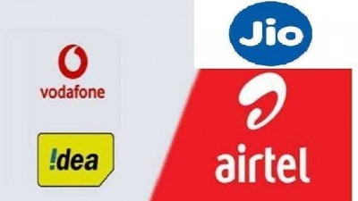 io, Airtel और Vodafone idea के ये हैं धांसू प्रीपेड प्लान, अनलिमिटेड कॉलिंग के साथ रोज मिलेगा 2GB डेटा