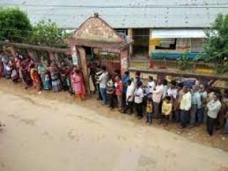 त्रिपुरा आदिवासी परिषद चुनाव : कड़ी सुरक्षा के बीच चल रही है मतगणना