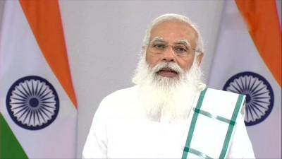 प्रधानमंत्री ने वैश्विक खिलौना बाजार में भारत की हिस्सेदारी बढ़ाने का आह्वान किया