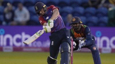 इंग्लैंड ने पहले टी20 में श्रीलंका को आठ विकेट से हराया
