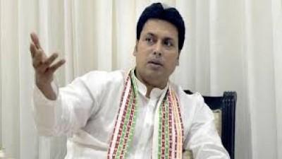 भाजपा, आरएसएस नेताओं ने 'नेपाल, श्रीलंका तक विस्तार' बयान पर विवाद के बीच देव से भेंट की