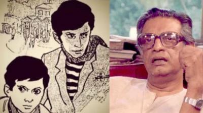 सत्यजीत रे के निर्देशक बेटे संदीप रे प्रसिद्ध किरदारों फेलुदा और प्रोफेसर शंकु को लेकर एक फिल्म बनाएंगे