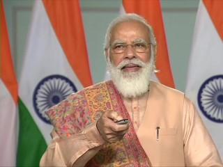 प्रधानमंत्री नरेंद्र मोदी आज वीडियो कांफ्रेंसिंग के जरिए स्टैच्यू ऑफ यूनिटी उद्घाटन करेंगे।,