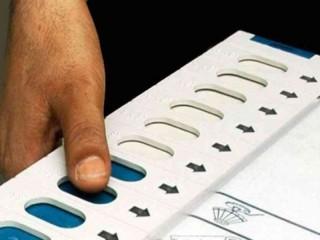 राजस्थान में आठ जिलों की 15 नगरपालिकाओं के उपचुनाव में 69.84 फीसद मतदान