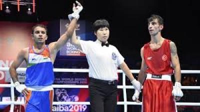 फ्रांस में मुक्केबाजी प्रतियोगिता के फाइनल में पहुंचे कविंदर और संजीत